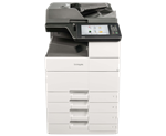 Lexmark MX911dte Multifunction Mono 55ppm Printer
