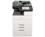 Lexmark MX912dxe Multifunction Mono 65ppm Printer