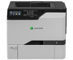 Lexmark CS725de Color Laser 47ppm Printer