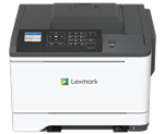 Lexmark CS521dn Colour Laser 33ppm Printer