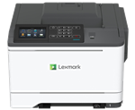 Lexmark CS622de Colour Laser 37ppm Printer