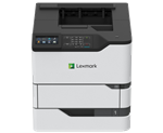 Lexmark MS826de Mono Laser 66ppm Printer