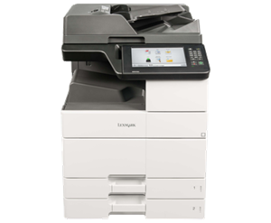 Lexmark MX911de Multifunction Mono 55ppm Printer